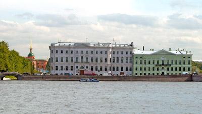 здание СПбГУКИ