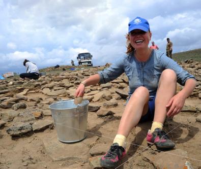 профессия археолог