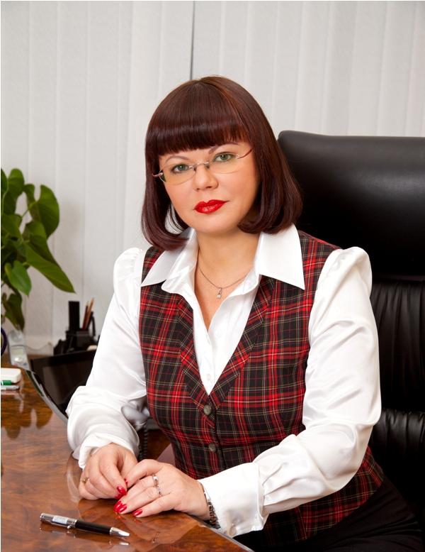 Елена Владимировна Кудряшова, ректор САФУ