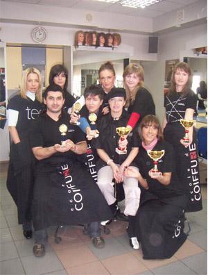 Школа парикмахерского мастерства «Дом Распутина»